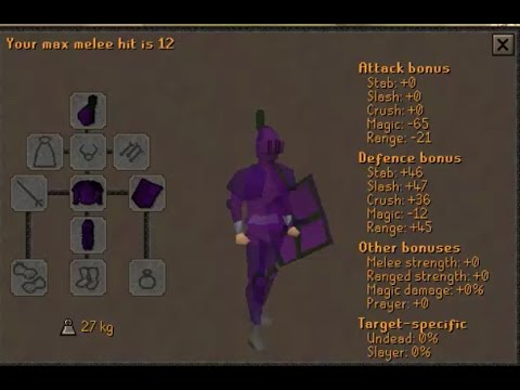 How to get a full Corrupted armour set - OSRS Christmas corrupt ...