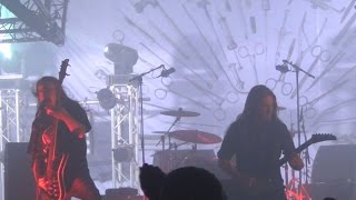 Carcass - 1985 + Buried Dreams - Live Hellfest 2014