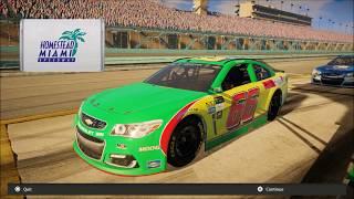 NASCAR Heat 2 - Timmy Hill @ Homestead (MENCS)