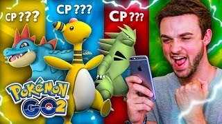 Pokemon GO GEN 2 - TOP 10 POKEMON! (BEST GENERATION 2 CP)