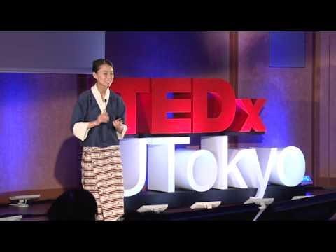 Why are Bhutanese happy? Tamako Mitarai at TEDxUTokyo