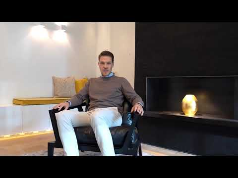 TALK & TOUR with André Nause in a luxury apartment in Hamburg-Uhlenhorst | VIDEO #7