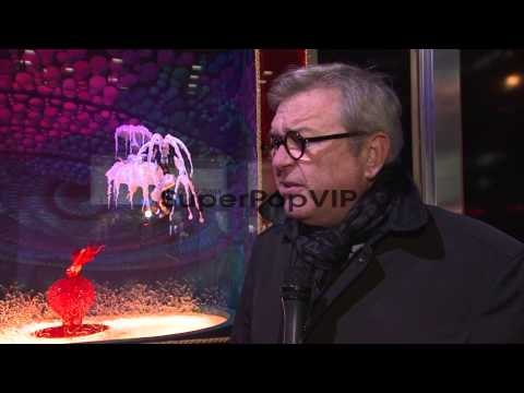 INTERVIEW: Jack Hruska on the new Bloomingdale's windows,...