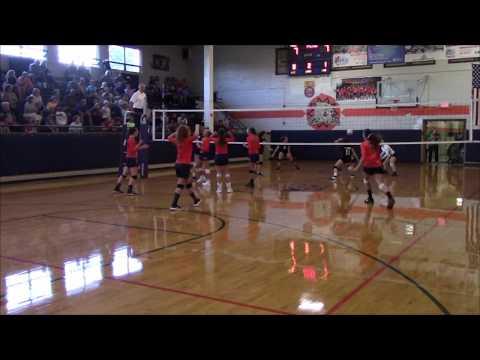Lindsey Barry Calhoun Christian School Highlight Video 2018