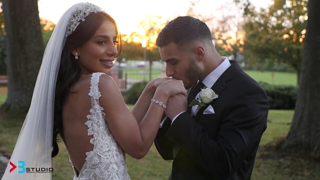 ARAB WEDDING I Sweden I  Osama & Hanan (HD)