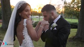 ARAB WEDDING I Sweden I  Osama & Hanan (HD)