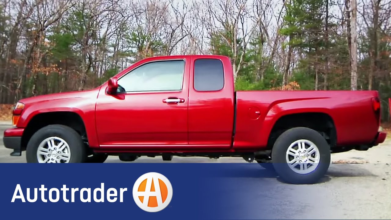 2004 2010 chevrolet colorado truck used car review autotrader [ 1280 x 720 Pixel ]
