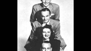 The Pied Pipers - My Happiness 1948