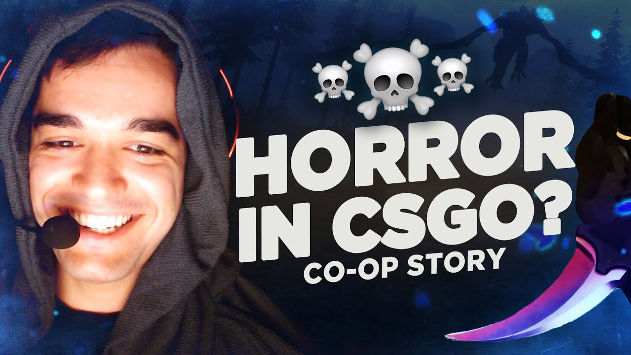 Download HORROR STORY IN CS:GO?!😱   CS:GO Pros Plays CO-OP MISSION HAUNTED ☠️ ft. Cloud9 JT and oSee