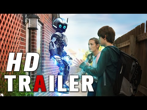 THE ADVENTURES OF ARI MY ROBOT FRIEND Trailer 2020 Family Movie