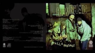 Raw Breed Killa Instinct 2xLP SNIPPETS 962017 Back2DaSource Records