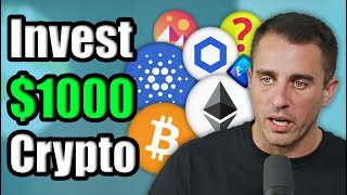 How to Invest Your First $1000 into 2022 | Anthony Pompliano Explains | Cryptocurrency Investing