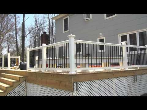 American Franklin Construction #20 Remolded Deck!