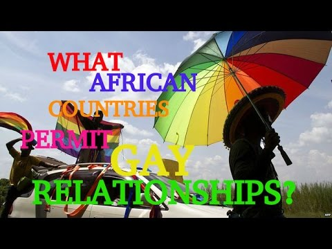 African Countries That Permit Gay Relationships