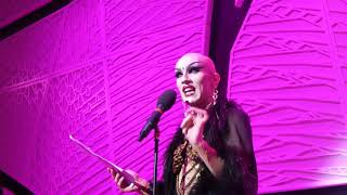 Sasha Velour's Speech about the History of Drag