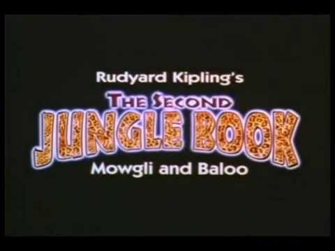 The Second Jungle Book Mowgli and Baloo Trailer