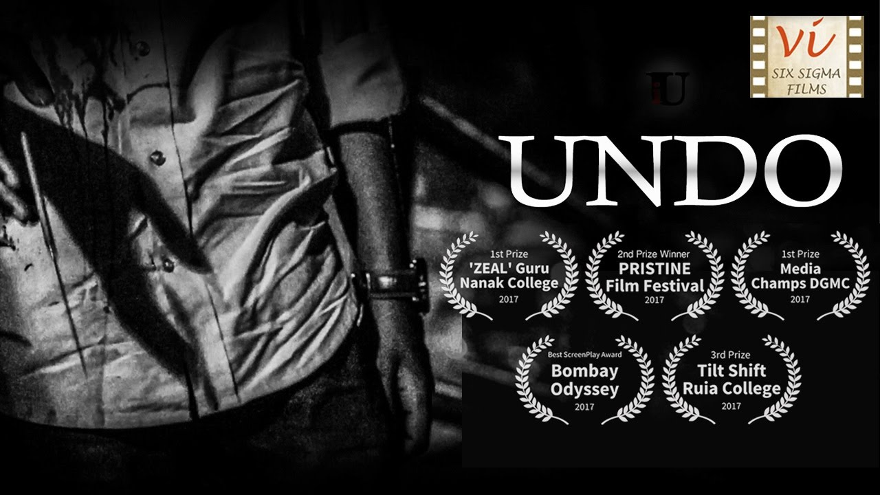Undo | Award Winning Indian Short Film  | Six Sigma Films