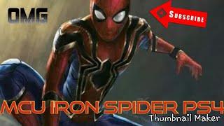 Marvel's Spider-Man PS4 MCU Iron Spider Suit Gameplay