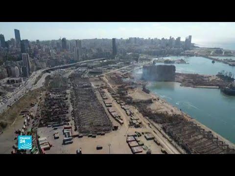 كارثة انفجار مرفأ بيروت تجر كارثة أخرى.. تدمير مستودعات أدوية الأمراض المزمنة  - نشر قبل 18 ساعة