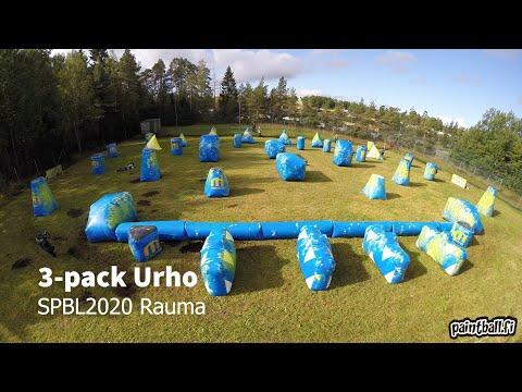 3-pack Urho - SPBL2020 Rauma