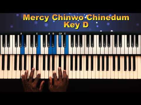 mercy-chinwo-chinedum-piano-tutorials