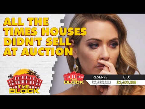 The houses that didn't sell at auction | The Block 2019