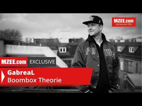GabreaL – Boombox Theorie (MZEE.com Exclusive Audio)