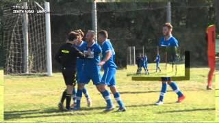 Zenith Audax-Lampo 2-0 Promozione Girone A