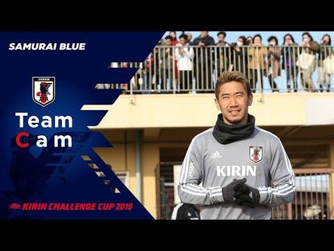 【日本代表TeamCam】3/18 香川真司インタビュー
