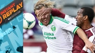 Instant Replay - Portland Timbers finally get their PK, but did they deserve it?