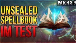 Unsealed Spellbook im Test Patch 8.9 [League of Legends] [Deutsch / German]