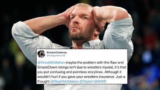 Triple H Likes Tweet Criticising Vince McMahon & WWE Storylines