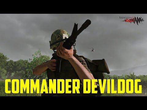 Rising Storm 2 Vietnam - Commander DevilDog