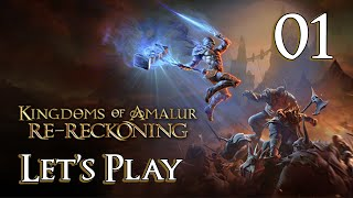 Kingdoms of Amalur: Re-Reckoning - Let's Play Part 1: Fateless One