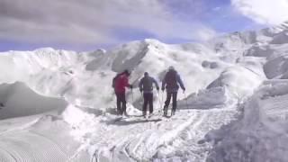 Sepp and Davos Powder snow Thumbnail