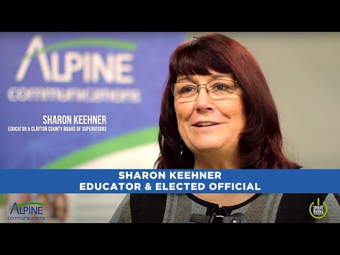 Sharon Keehner. Educator & Elected Official Part 2