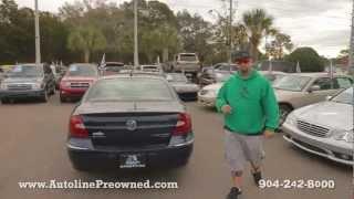 Autoline's 2007 Buick LaCrosse CXL Walk Around Review Test Drive