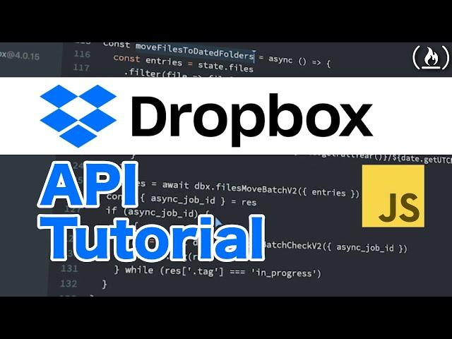 Dropbox API / JavaScript ES6 Tutorial - Expense Organizer