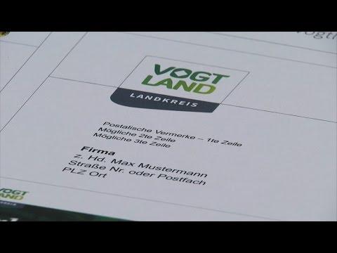 Vogtlandkreis nutzt neue Dachmarke