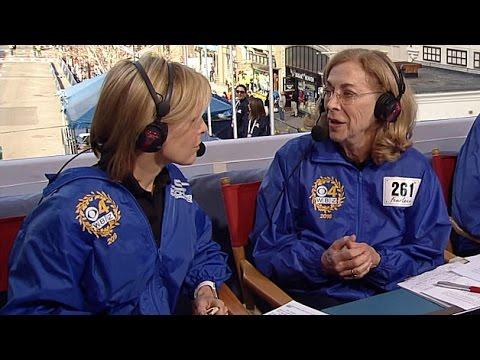 Kathrine Switzer To Run Boston Marathon To Mark 50th Anniversary Of Historic Run