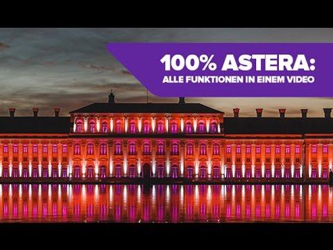 100% ASTERA AKKU: Alle Funktionen in einem