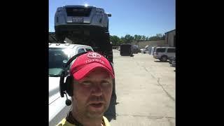 Дальнобой по США Америке Перевозка машин Раьота на пикапе додж dodge новое видео