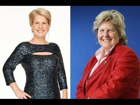 Weight Loss Sandi Togsvik Diet Life Story BBC Interview News Quiz - Lesbian Wife Daughters