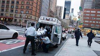 Хуже любой войны Коронавирус в Нью Йорке убил больше людей чем любой вооруженный конфликт