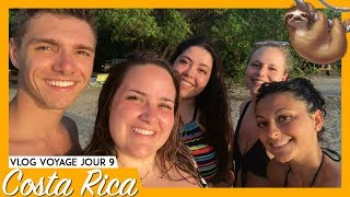 COSTA RICA JOUR 9 & 10 : ON MONTE 500 MARCHES | 99VLOGS