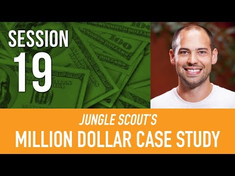 OPTIMIZE YOUR PPC Campaigns 💻  Million Dollar Case Study | Jungle Scout I Session 19