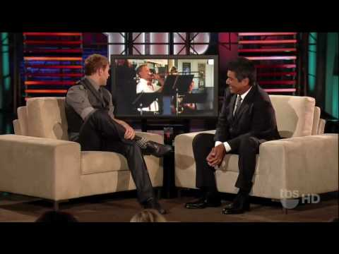 "Kellan Lutz on ""Lopez Tonight"" July 13th 2010"