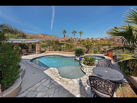 SOLD - 11494 Glowing Sunset Lane   Red Rock Country Club - Las Vegas Guard Gated Real Estate 4K HD