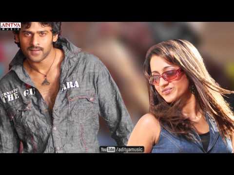 Dhadak Dhadak Full Song    Bujjigadu Movie    Prabhas, Trisha