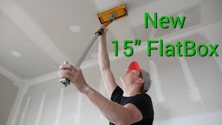 """NEW! 15"""" Flat box from TapeTech tools!"""